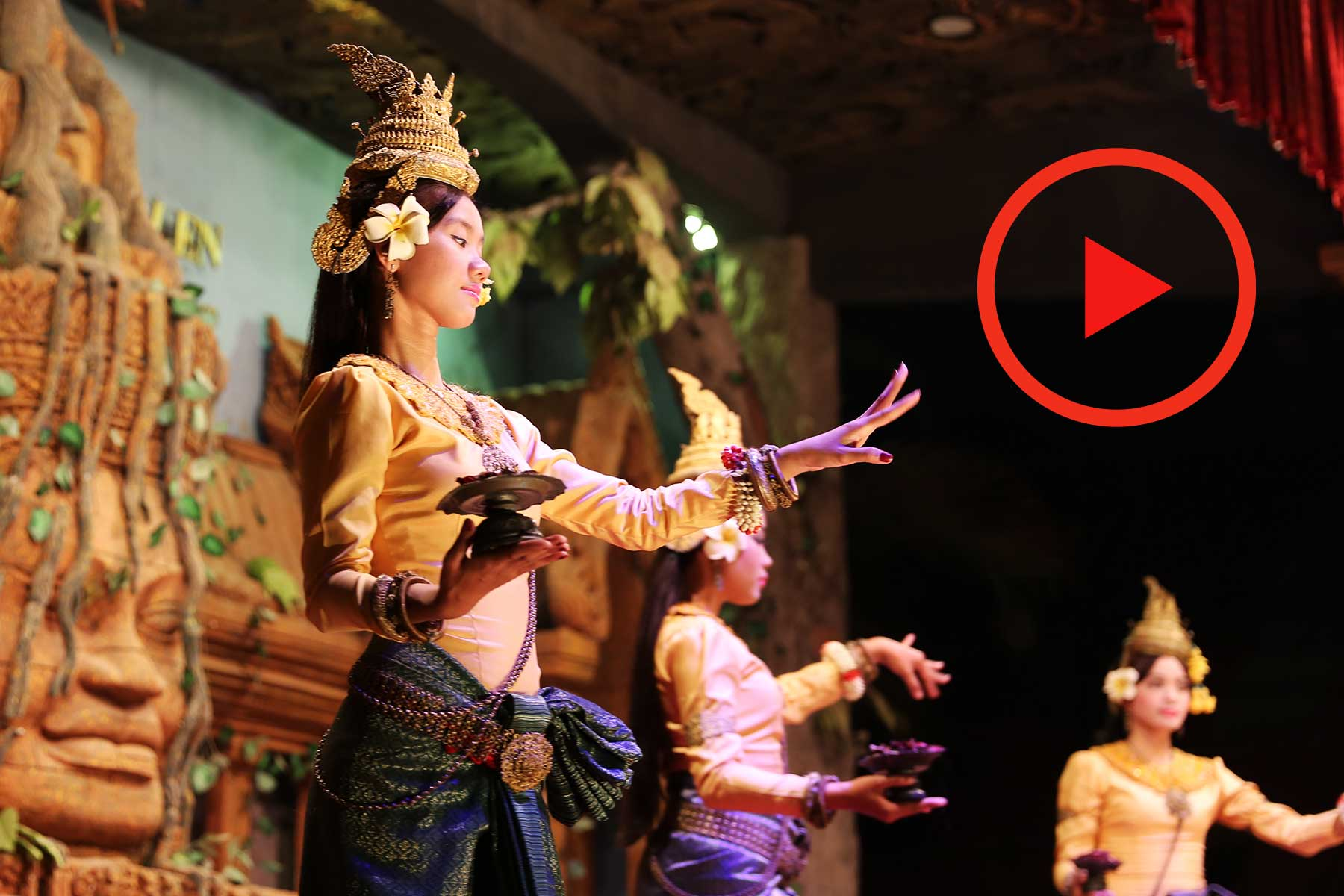 Southeast Asian Civilization - Steven Andrew Martin - Apsara Dancer Siem Reap Cambodia - Asian Studies