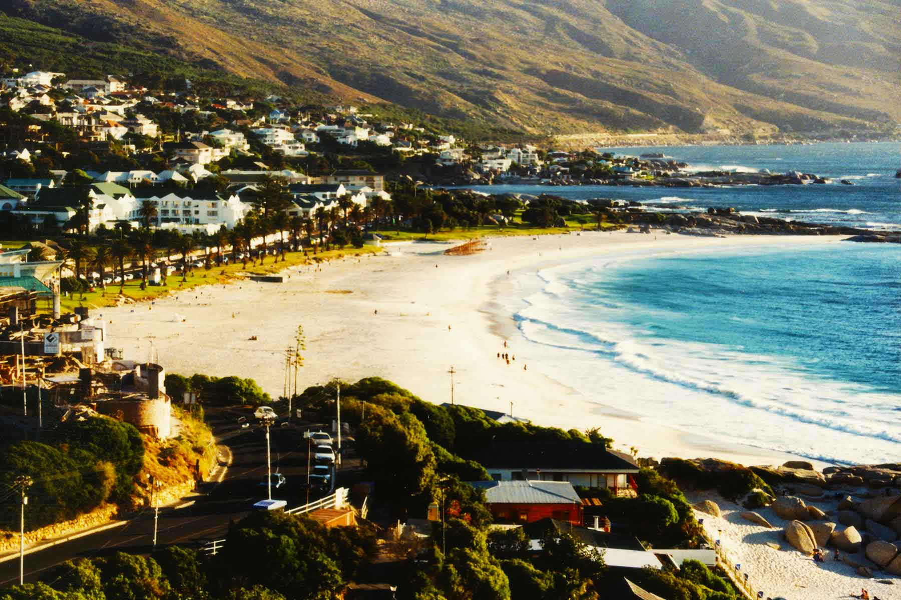 Camps Bay   Cape Town South Africa   Steven Andrew Martin PhD   Study Abroad Photo Journal