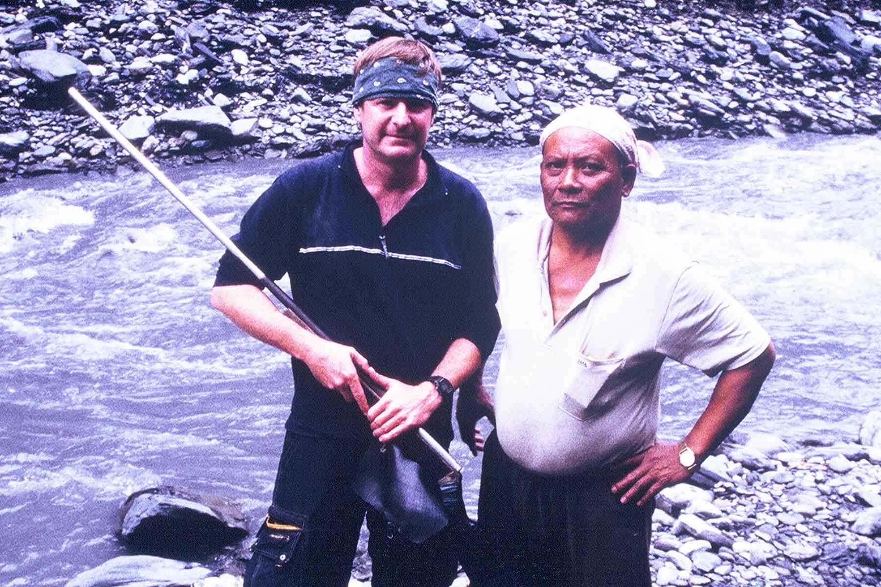 Laipunuk Field Research - Dr Steven Andrew Martin - Taiwan Photo Journal - Bunun Tribe - Ethnography