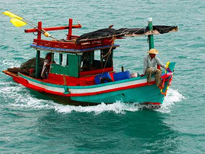 Eastern Gulf of Thai Photo Journal - Steven Andrew Martin