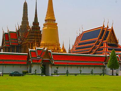 Chakri Dynasty (from 1782) Royal Palace, Bangkok | Thailand Photo Journal Dr Steven A Martin | Thai Geography