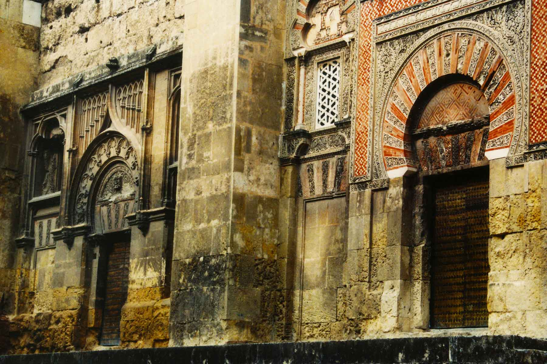 Great Mosque Cordoba - Spain Photo Journal - Steven Andrew Martin - Study Abroad 1998