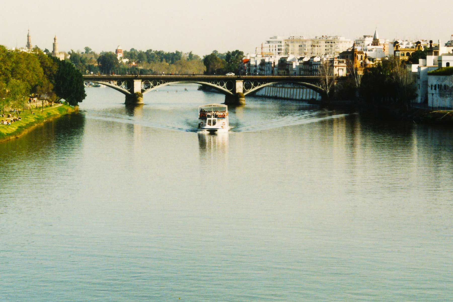Guadalquivir River - Semester study abroad - Dr Steven Andrew Martin - Spain Photo Journal and Research