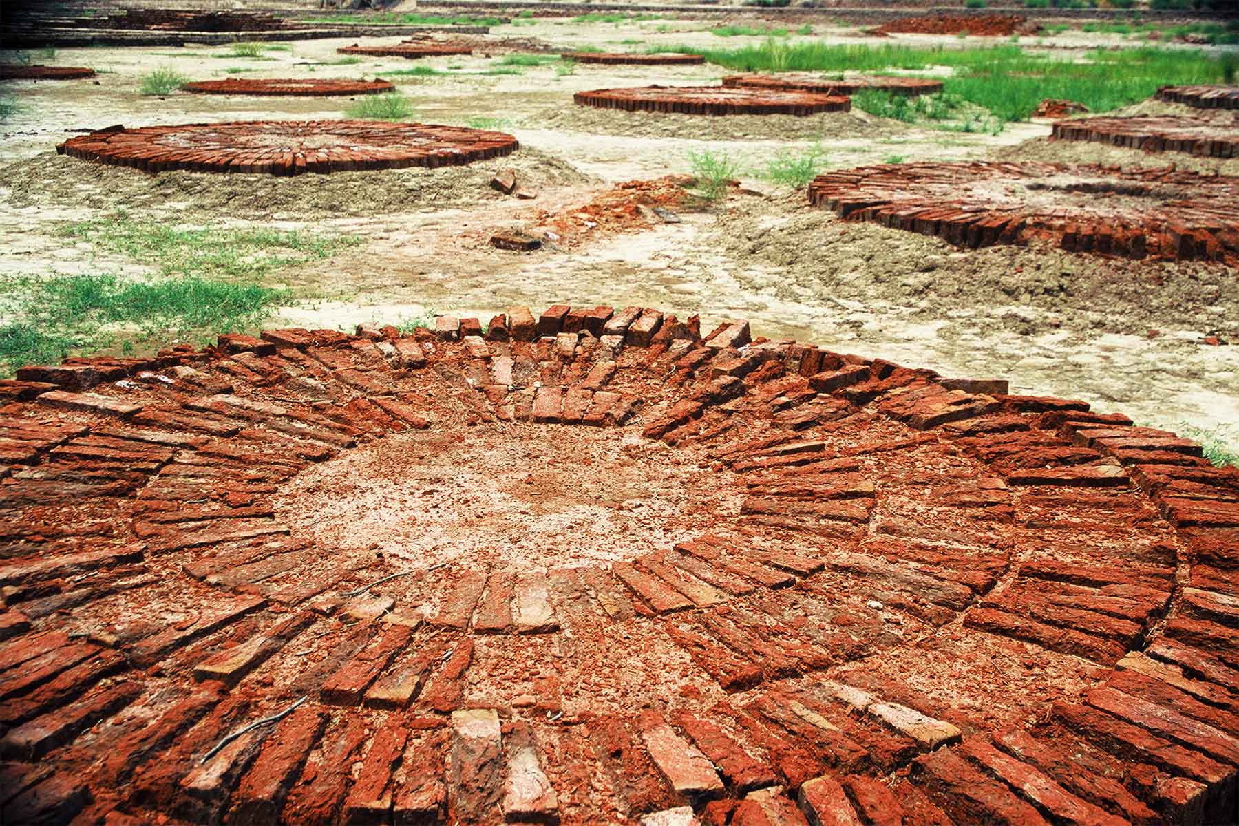 Harappa - Indus River Valley Civilization - Steven Andrew Martin - Pakistan Photo Journal