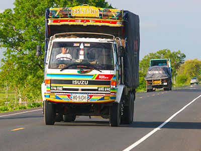 Traveling in Isan, Northeast Thailand photo journal | Dr Steven Andrew Martin | Thai Geography