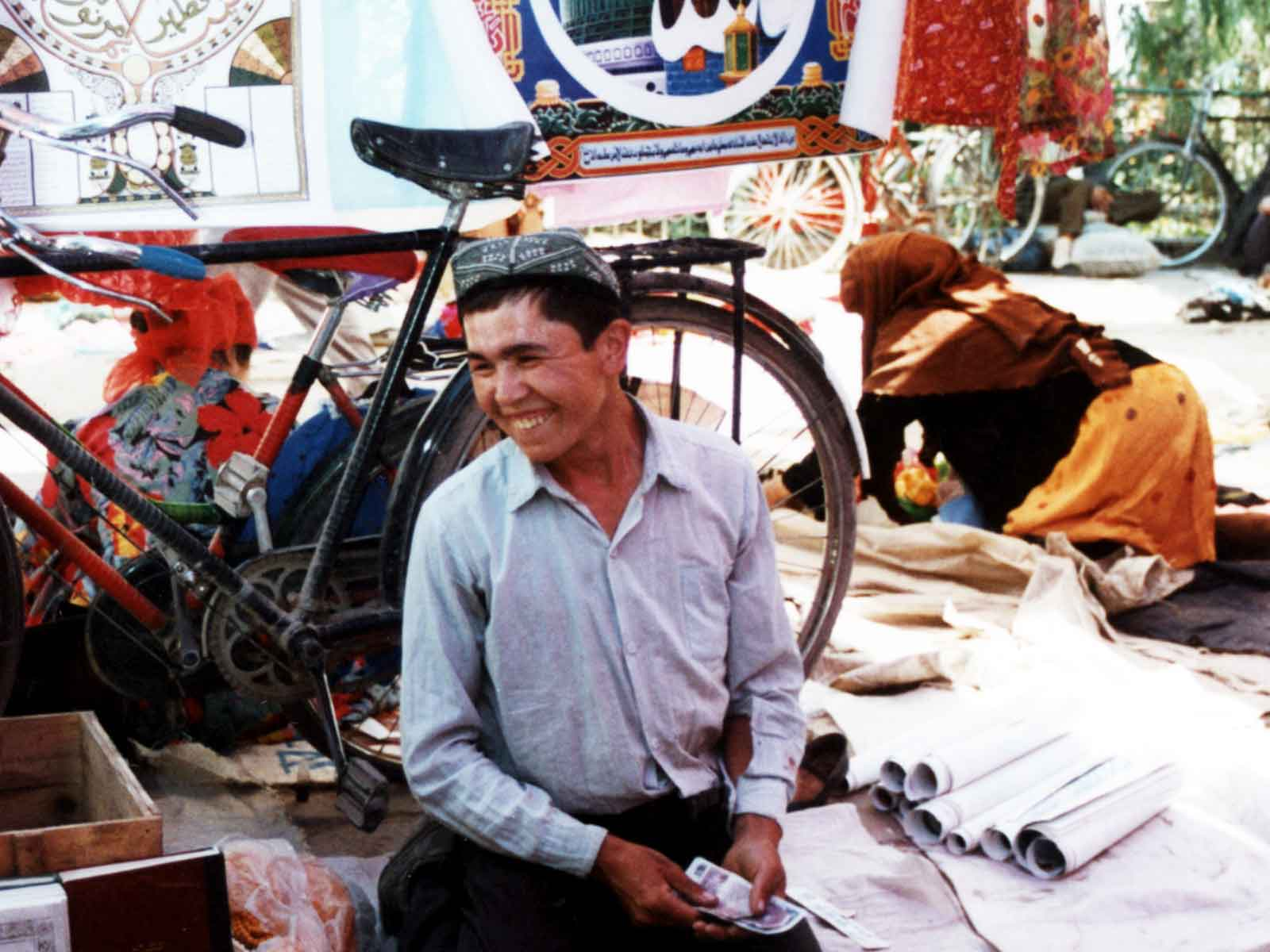 Islamic culture - Silk Road China Photo Journal - Steven Andrew Martin - International Trade Market of Central and Western Asia