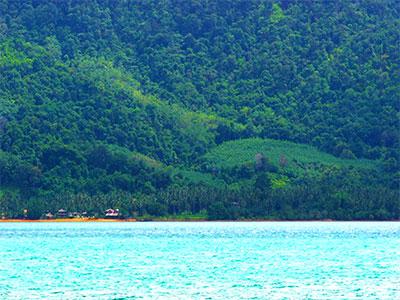 Eastern Thailand - Mu Ko Chang National Park - Thai Photo Journal - Steven A Martin, PhD - Thailand Geography