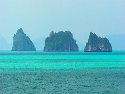 Ko Samui Ferry, Surat Thani Province, Gulf of Thailand - Thai Photo Journal - Steven Andrew Martin