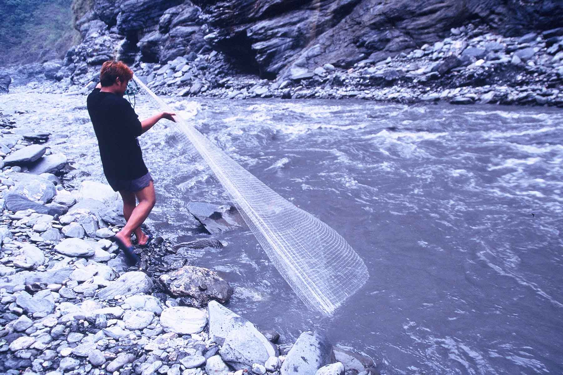 Bunun Fishing at 內本鹿 Laipunuk Photo Journal - Steven Andrew Martin - Taiwan Studies