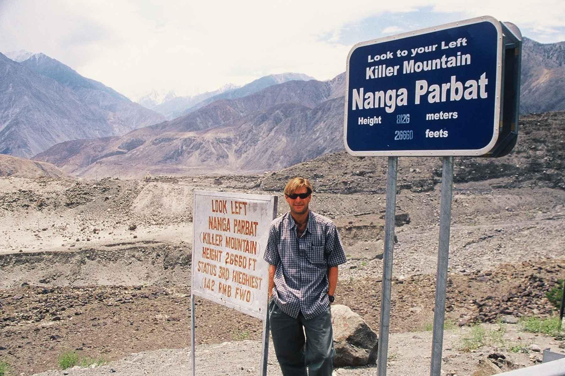 Nanga Parabat Killer Mountain - Pakistan Photo Journal - Steven Andrew Martin - Silk Road