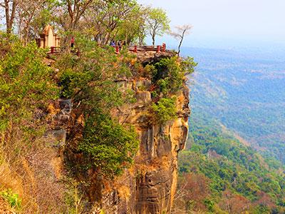 Pha Mo E Dang - Sisaket Province Thailand Photo Journal - Steven Andrew Martin