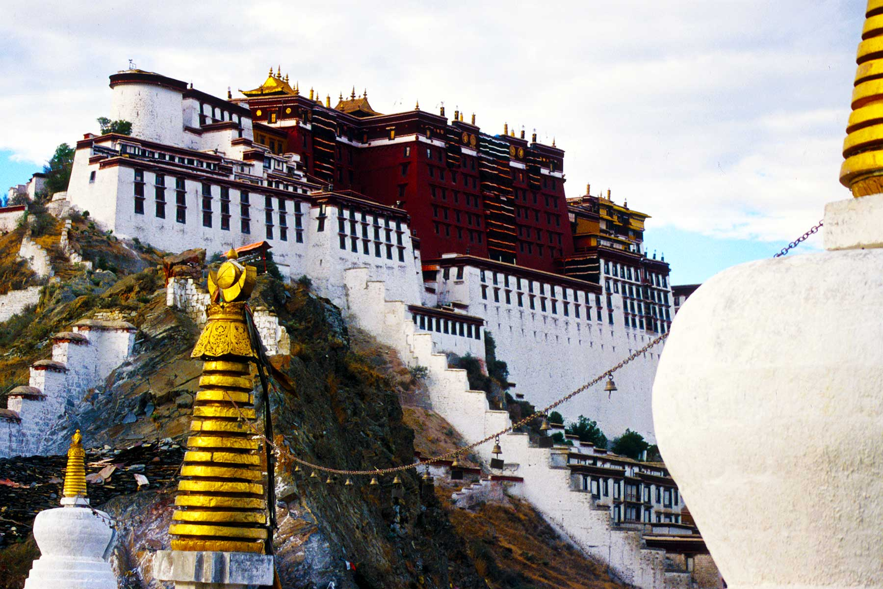 Potala Palace | Former residence of the Dali Lama | Lhasa, Tibet | Steven Martin | Study Abroad Journal