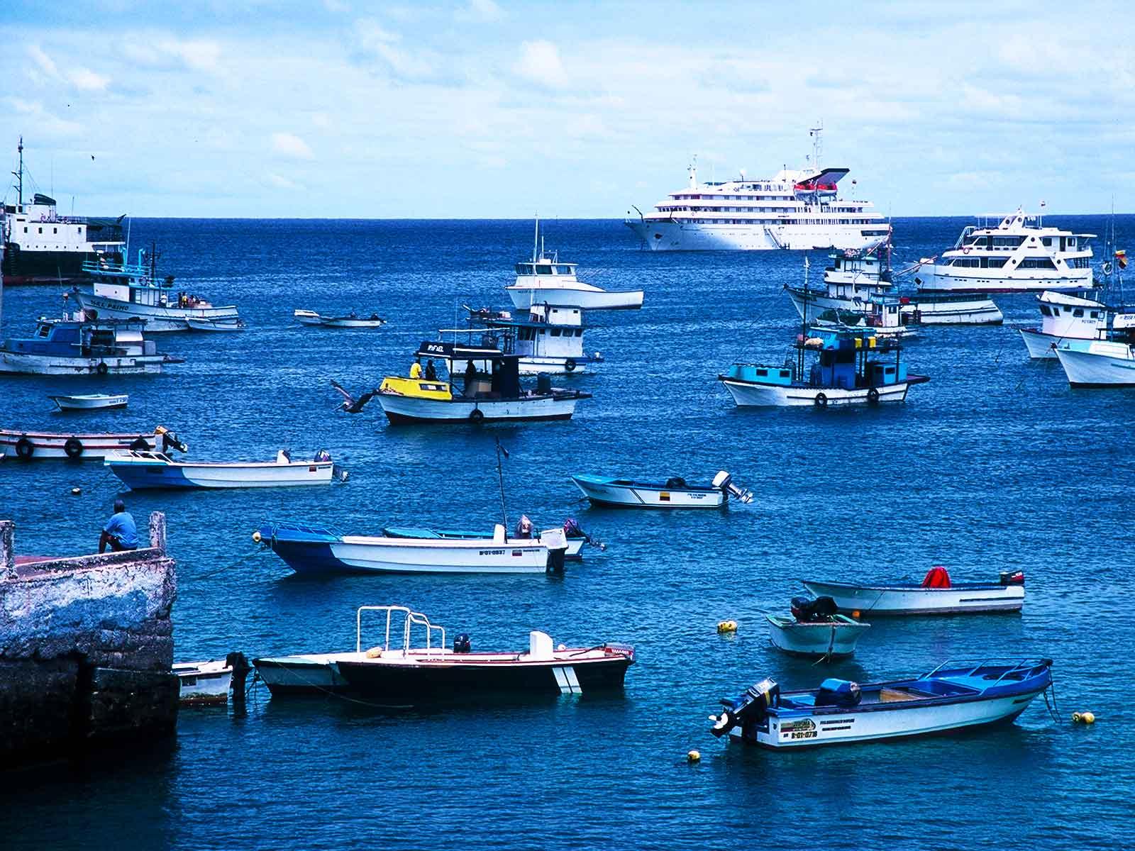 Puerto Baquerizo Moreno - San Cristobal - Galapagos - Steven Martin - Learning Adventures - Study Abroad Journal