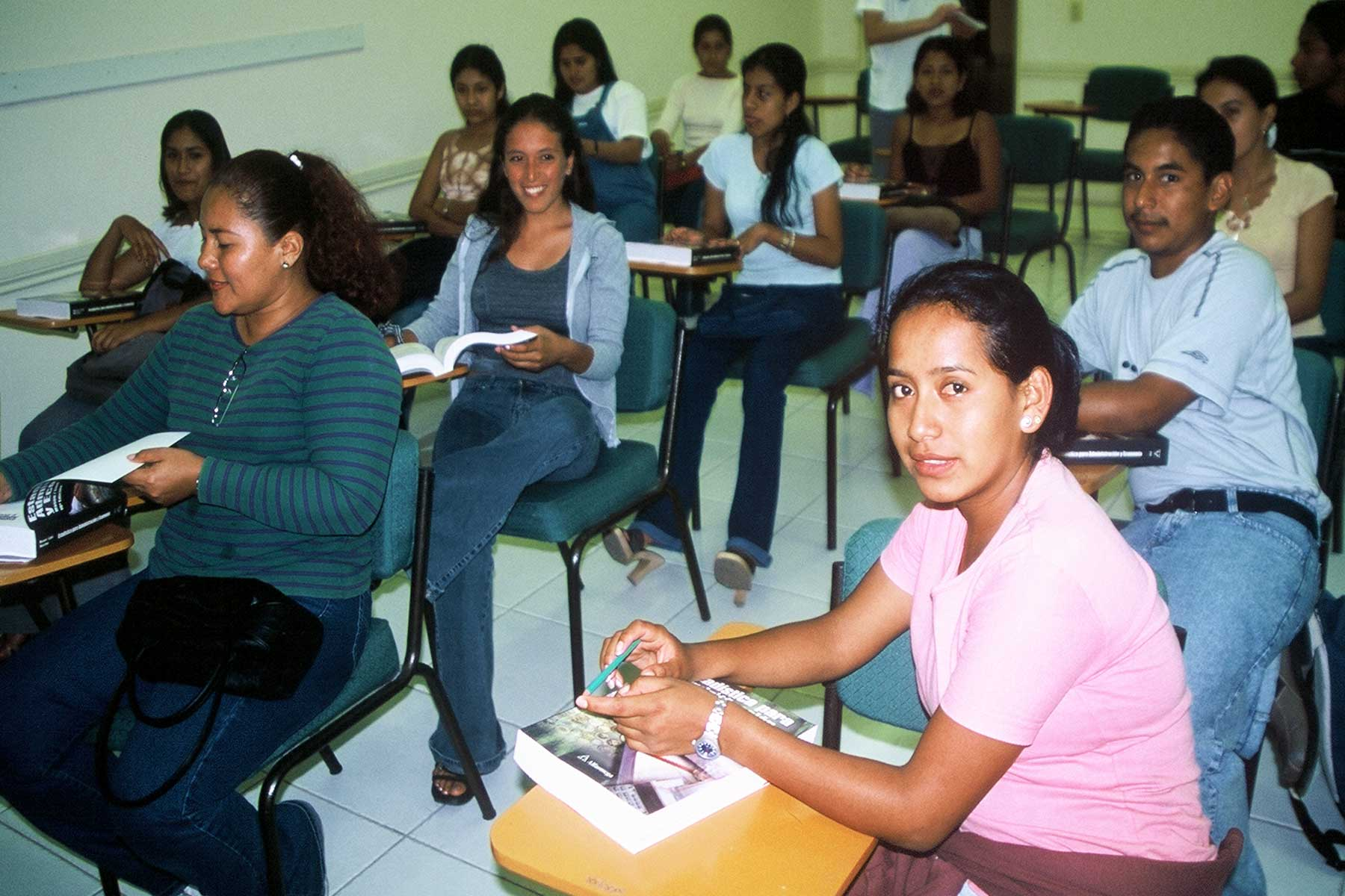 San Cristobal Community College | Galapagos | Dr. Steven A. Martin | Galapagos Photo Journal | Education Online