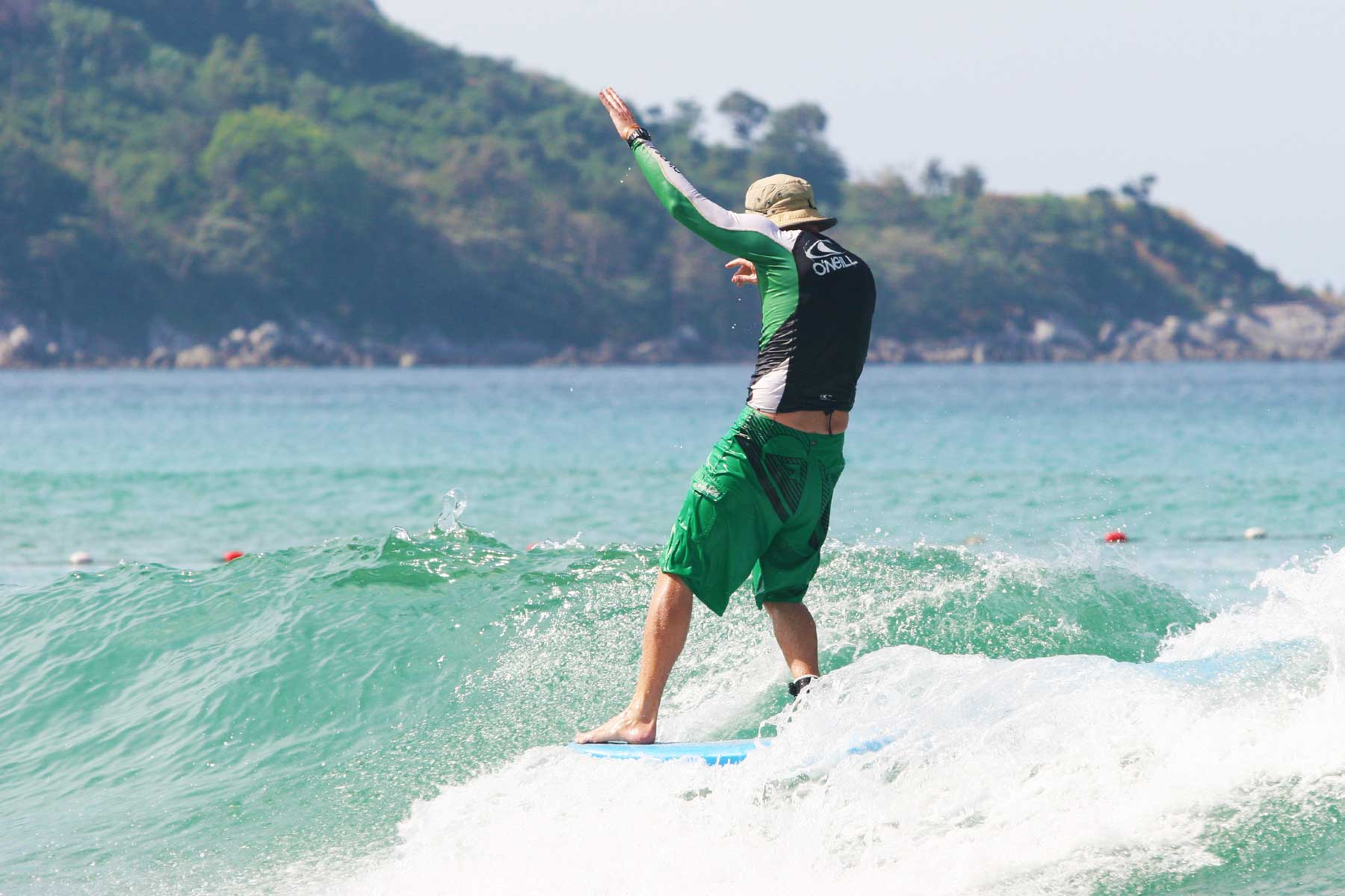 Andaman Coast Phuket Thailand | Surf Science | Dr. Steven Martin | Surf Resource Research