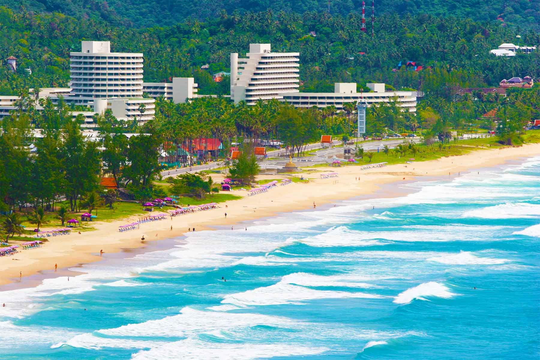 Surfing Thailand | Hotel and Tourism Management | Dr Steven A Martin | Surf Tourism Research | Andaman Coast, Phuket