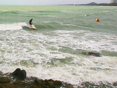 Surfing Rayong | Thai Photo Journal | Steven Andrew Martin | Thai Geography