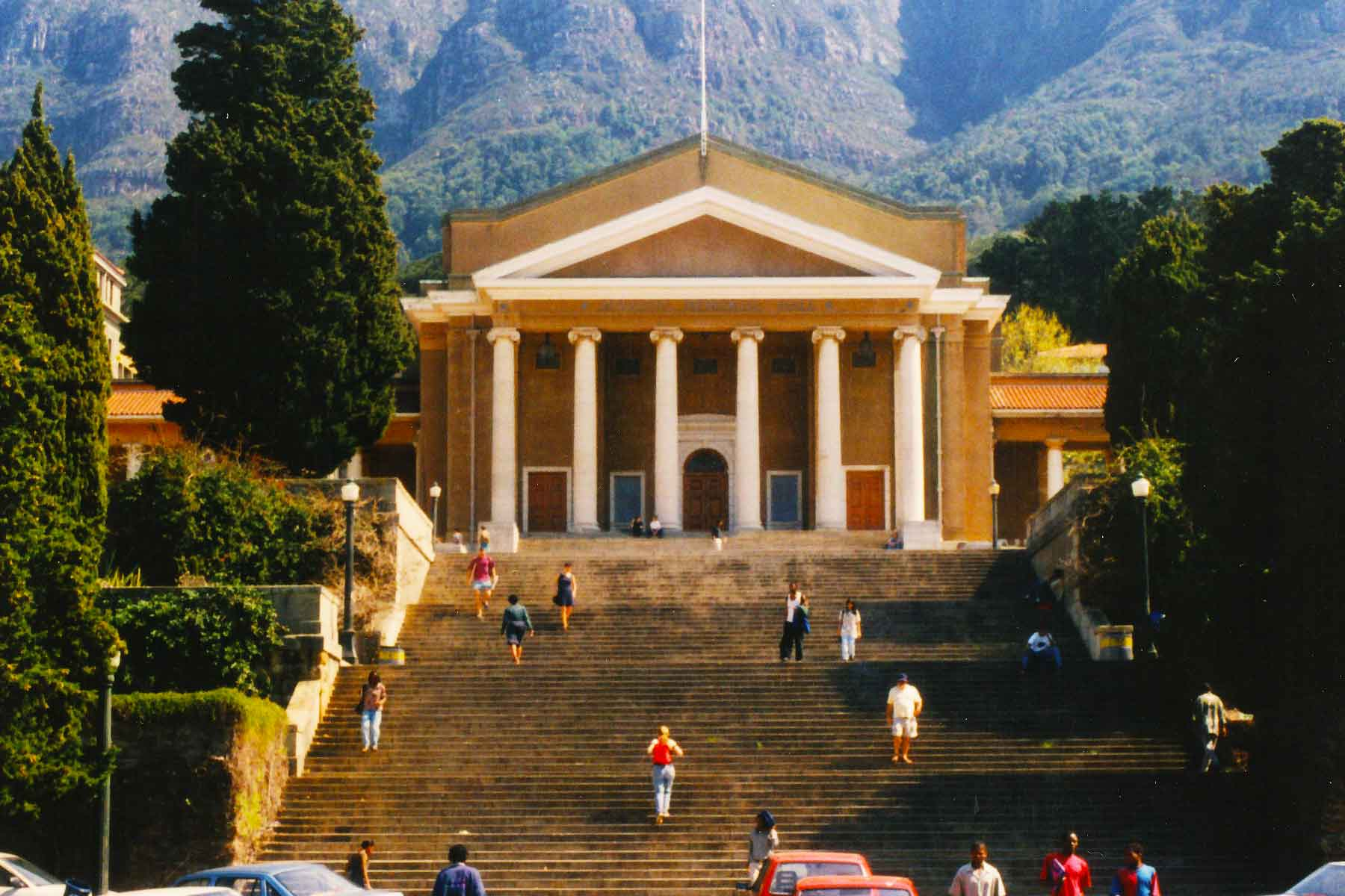 University of Cape Town (UCT)   South Africa   Dr. Steven A. Martin   SIT Study Abroad Cape Town   International Education Online