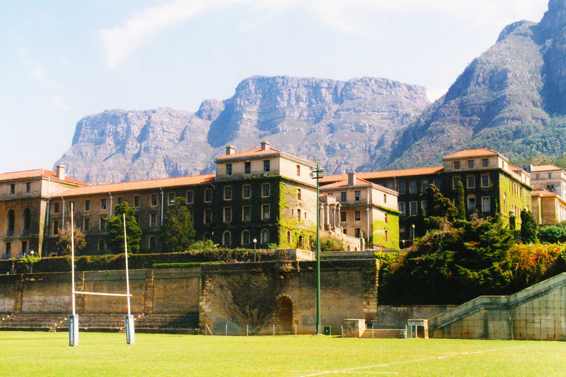 University of Cape Town (UCT)   South Africa   Dr Steven Andrew Martin   School for International Training   SIT Study Abroad