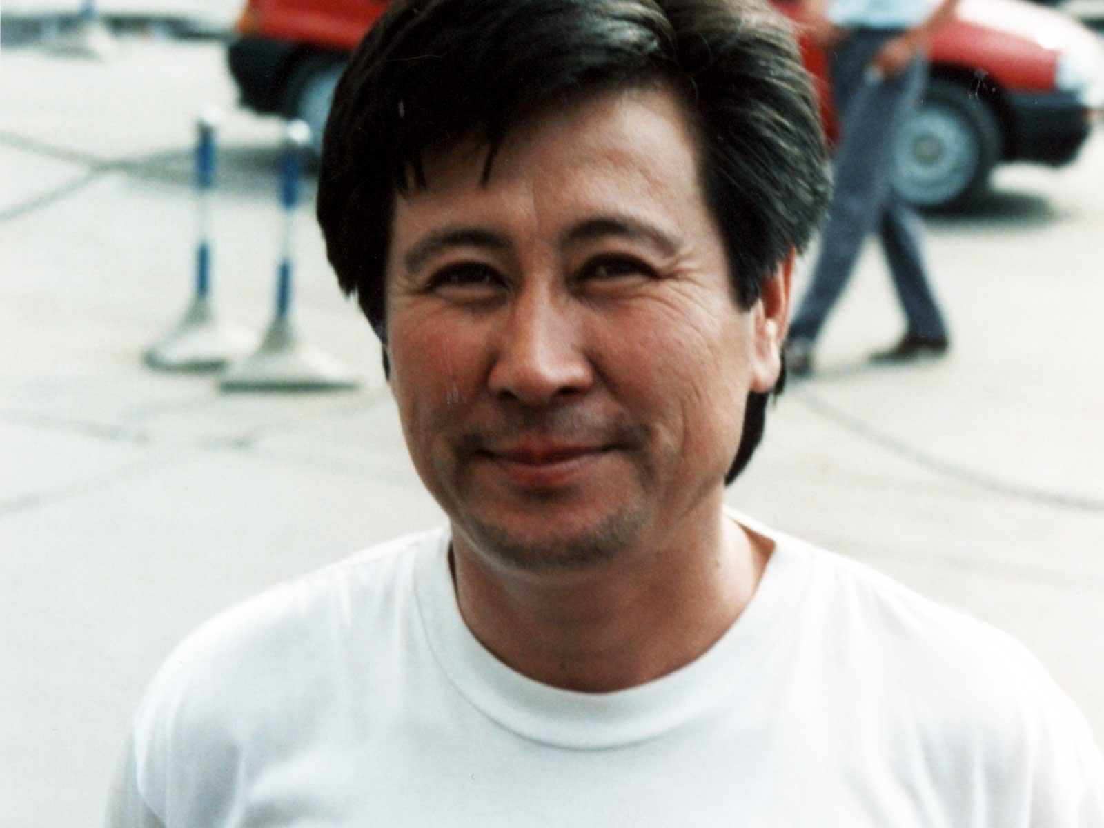 Silk Road Photo Journal 1995 - Mr Toordi Ashan - Uyghur - Urumqi - Dr Steven Andrew Martin - Study Abroad