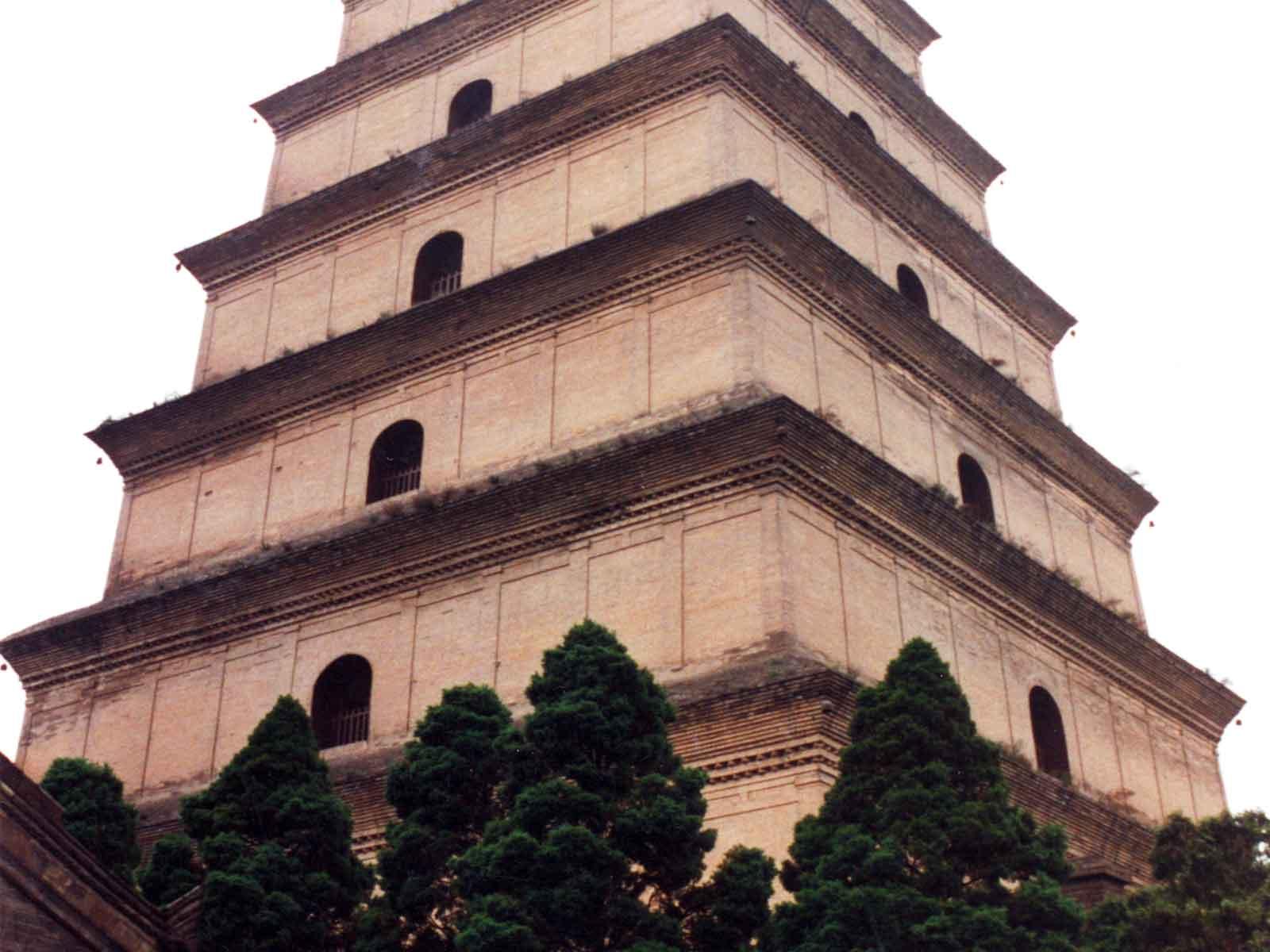 Ancient Silk Road - Buddhist Monks - Xian China - Steven Andrew Martin PhD - Study Abroad Journal