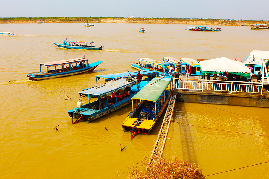 Tonle Sap Cambodia - Dr Steven Andrew Martin - Historical Geography Research