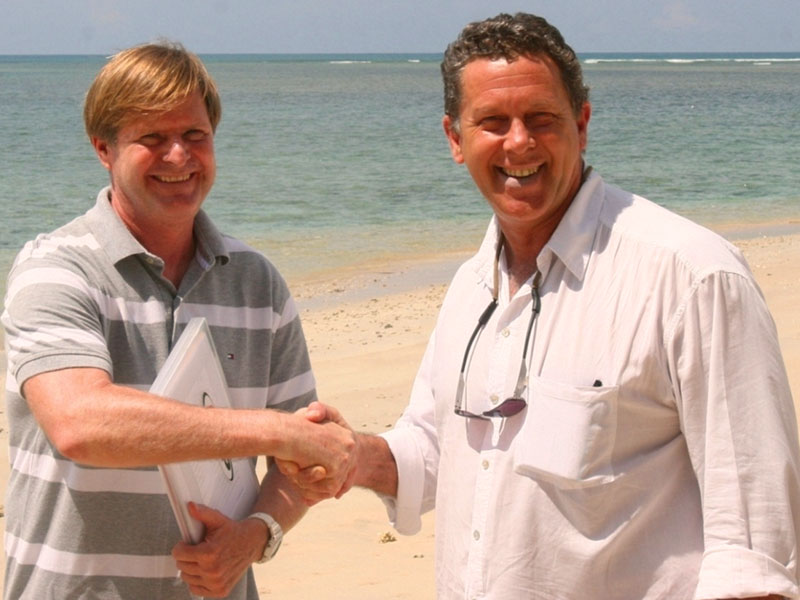 Dr Steven Andrew Martin - Surf Tourism Research - National Surfing Reserves - Brad Farmer