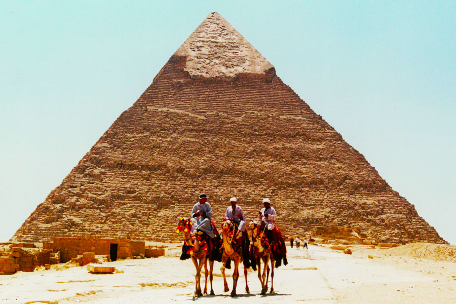 Jewel of Travel - Dr Steven Andrew Martin - Education and Learning - Great Pyramid Giza Egypt