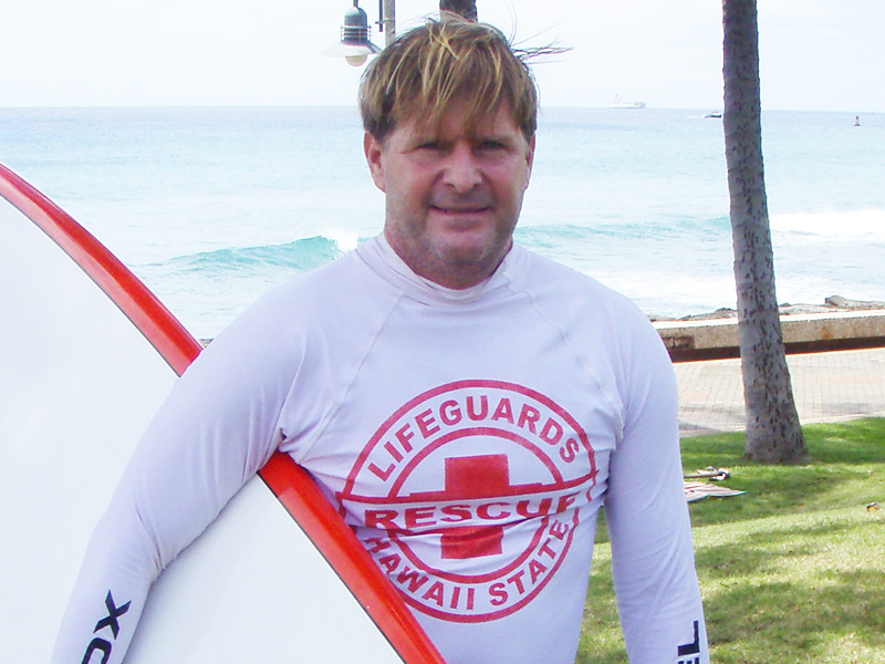 Lifeguarding and Water Safety - Dr Steven Andrew Martin