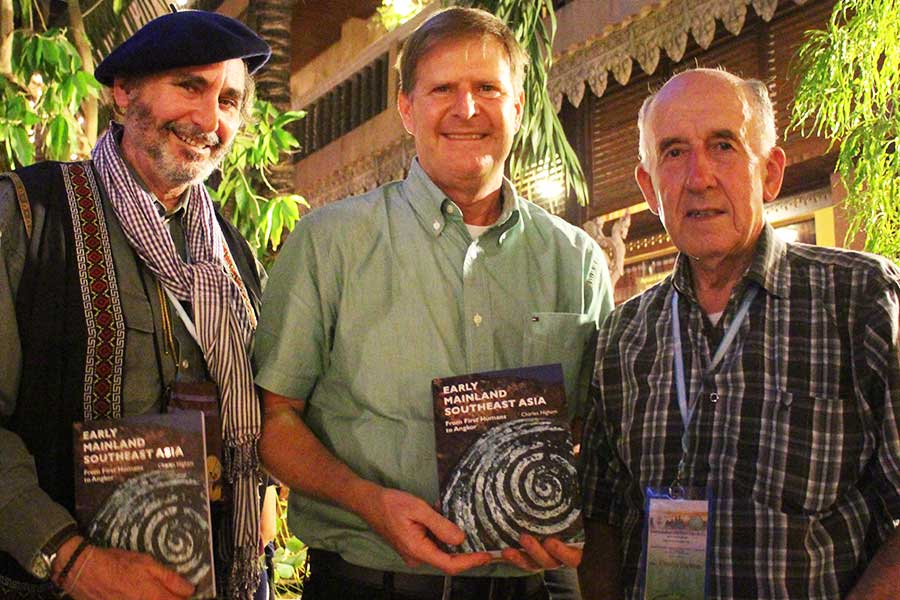 David Blundell - Steven Andrew Martin - Charles Higham - Cambodia Research