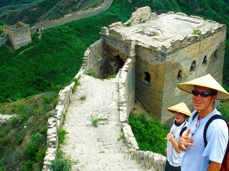Great Wall China | Skateboard | Steven Andrew Martin PhD | Chinese Philosophy