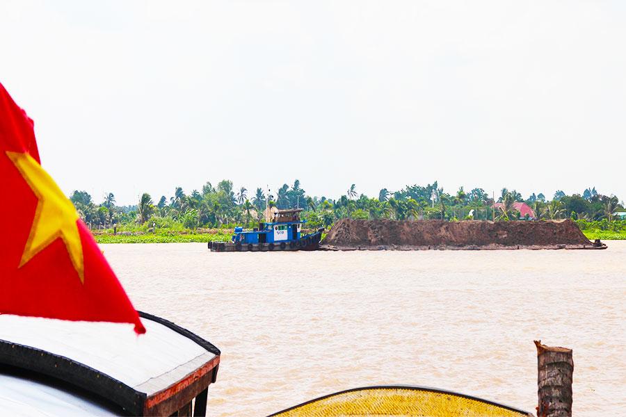 Mekong Delta - Land Reclamation - Steven Andrew Martin - Vietnam