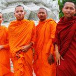 Buddhist Monks - Cambodia - Steven Andrew Martin - International Education and Learning
