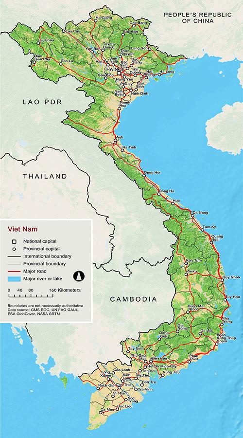 Vietnam - Southeast Asia - Research- Steven Martin