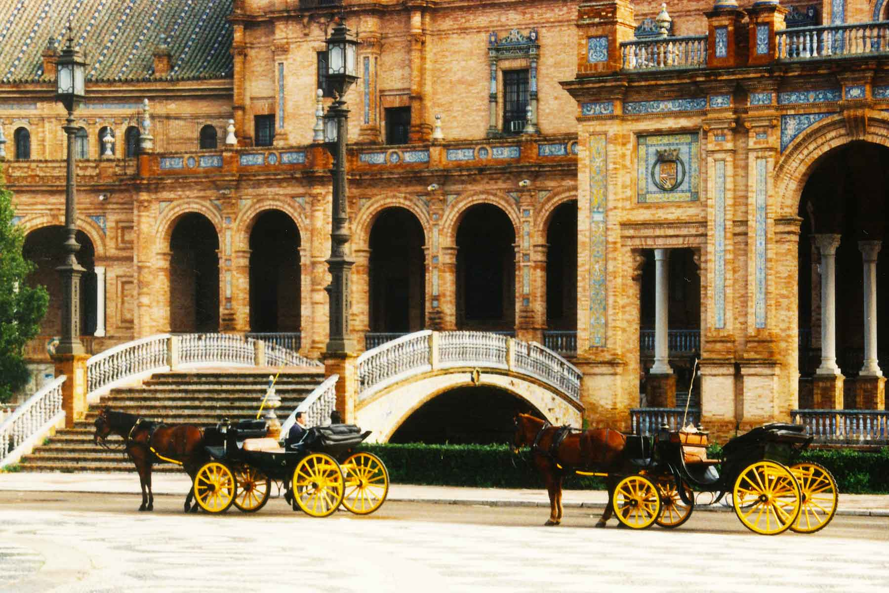 Plaza de Espana - Seville Spain | Steven Andrew Martin - Study Abroad Photo Journal