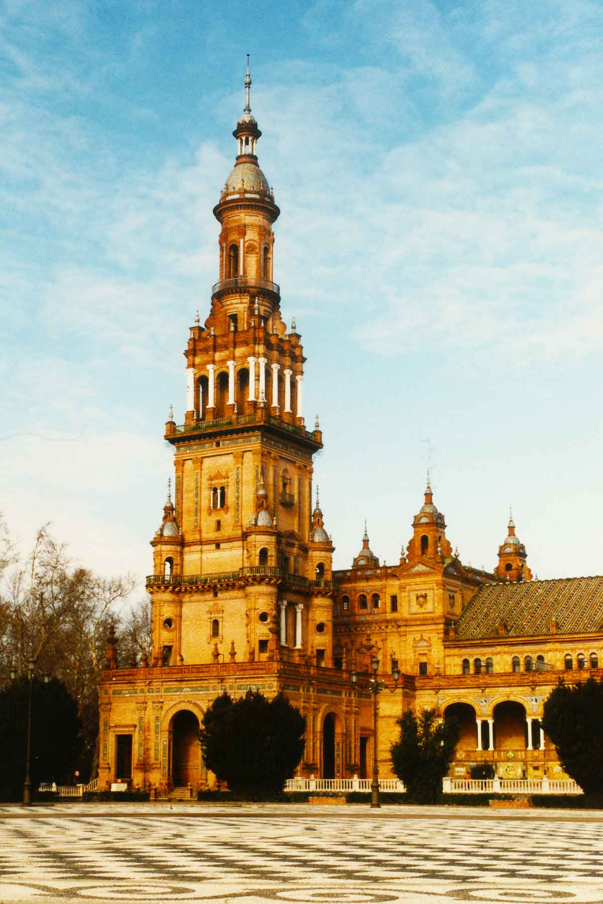 Plaza de Espana | Seville Spain - Steven Andrew Martin - Study Abroad Photo Journal
