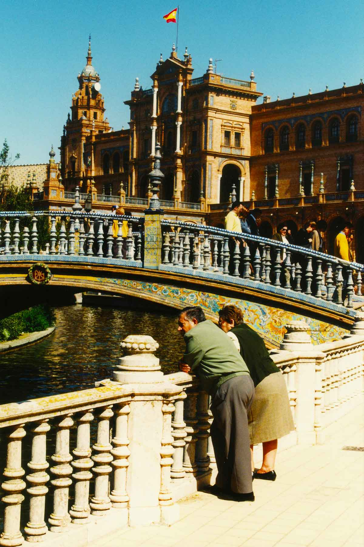 Plaza de Espana - Seville Spain - Steven Andrew Martin - Study Abroad Photo Journal