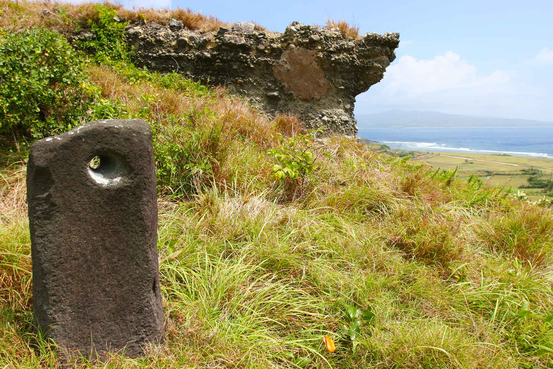 Batanes Philippines - Austronesian Studies - Archaeological Research - Dr Steven Andrew Martin