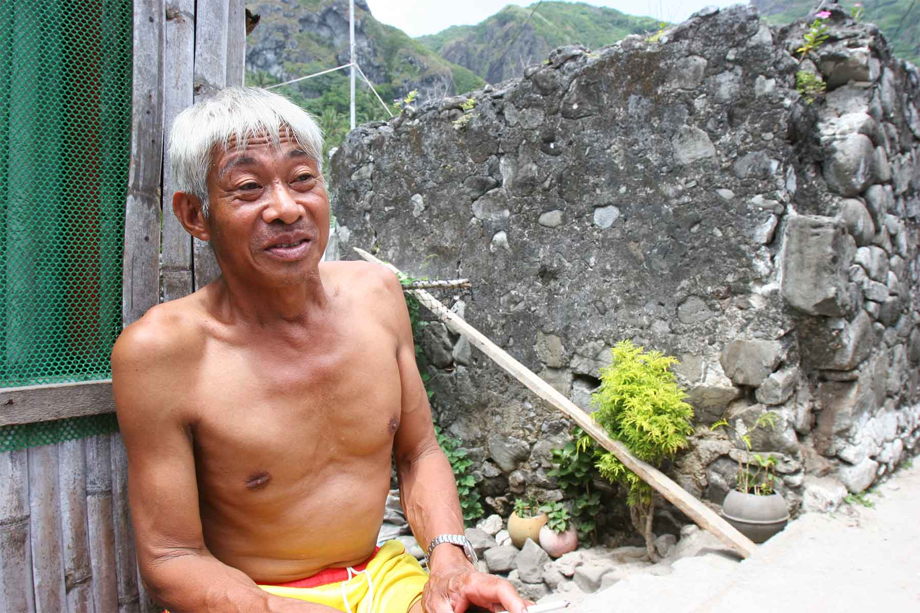 Batanes Islands - Ivatan Fisherman - Austronesian People - Steven Andrew Martin PhD