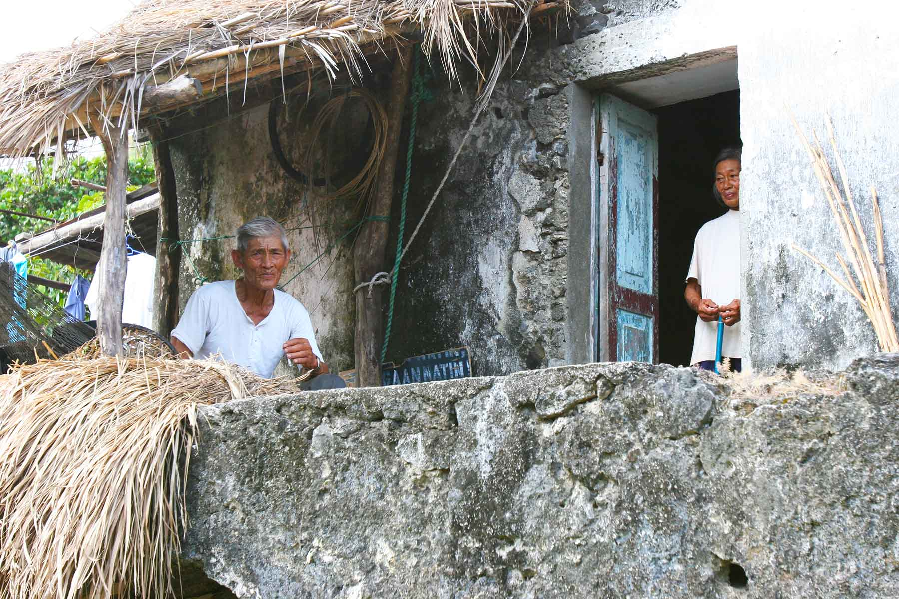 Batanes Islands - Ivatan House and Culture - Austronesian People - Steven Andrew Martin PhD