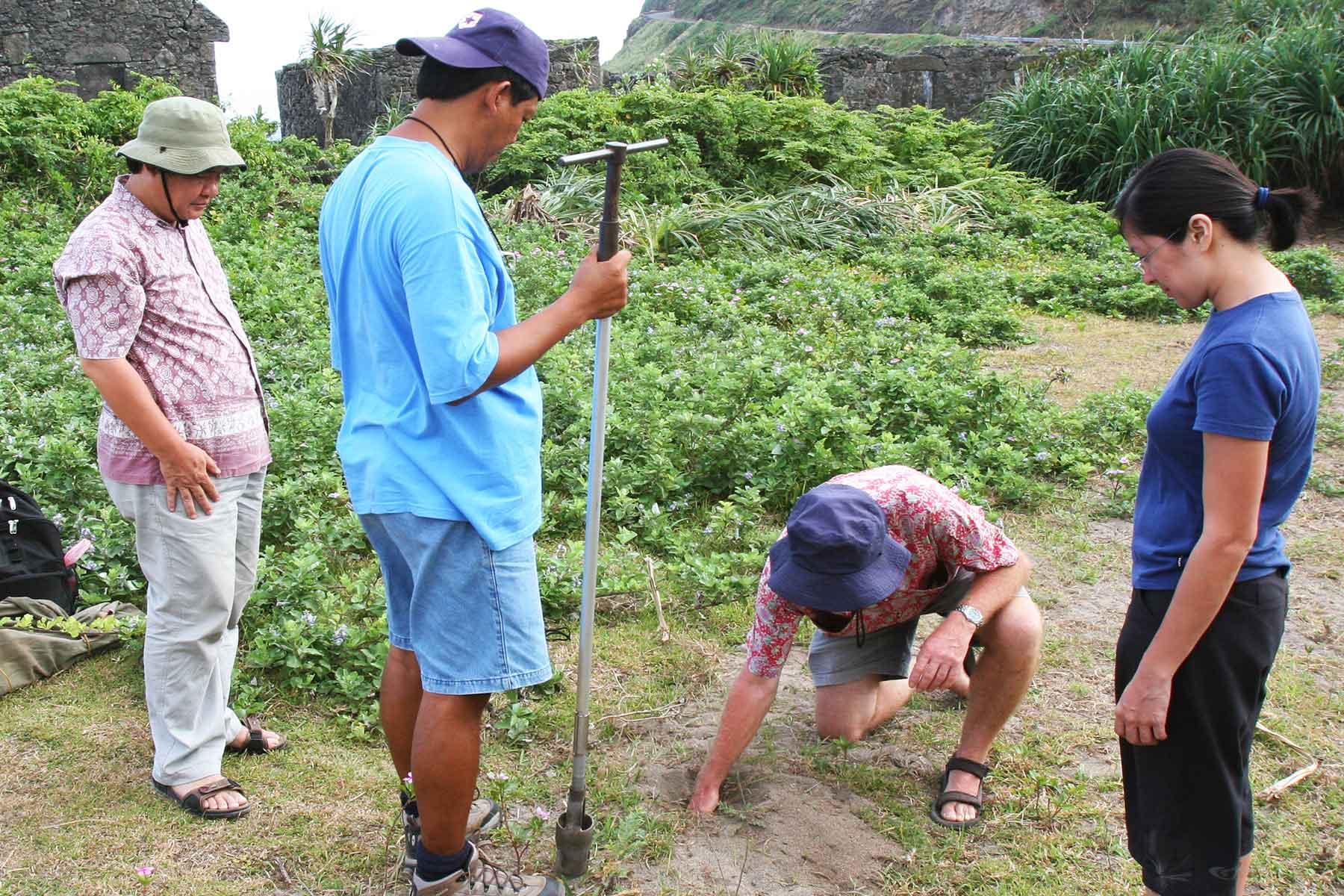 Batanes Islands Photo Journal - The Philippines - Archaeological Survey Team - Steven Andrew Martin - Austronesian Studies