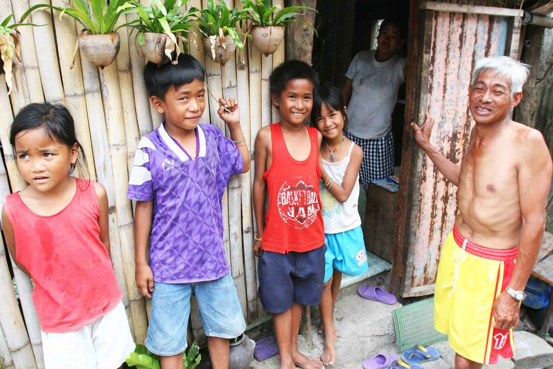 Batanes Islands Photo Journal - Sabtang - Ivatan Fisher and Family - Austronesian Culture - Dr Steven Andrew Martin