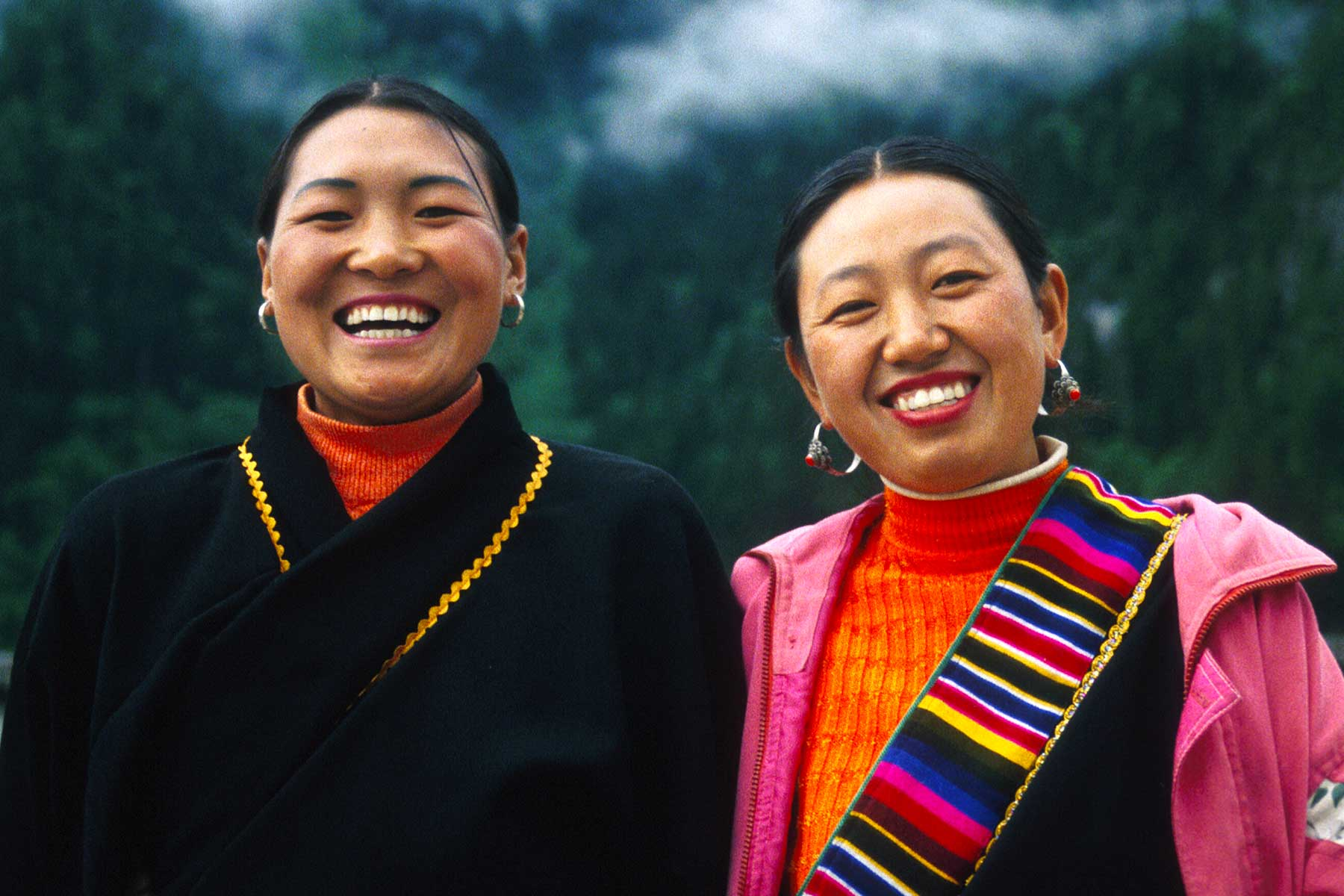 Eastern Civilization - Steven Andrew Martin - International Education Online - Tibetan Culture - Jiuzhaigou National Park - Sichuan Province, China