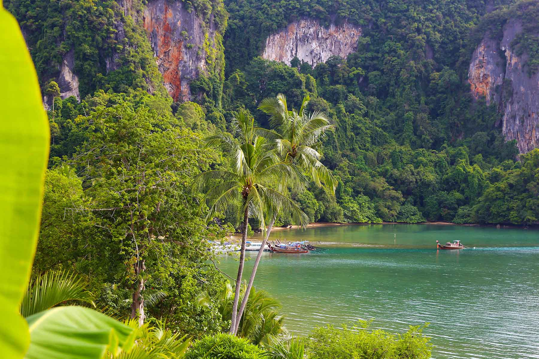 Ko Yao Noi | Thai Tourism Geography Research | Dr Steven Andrew Martin - International Education Online