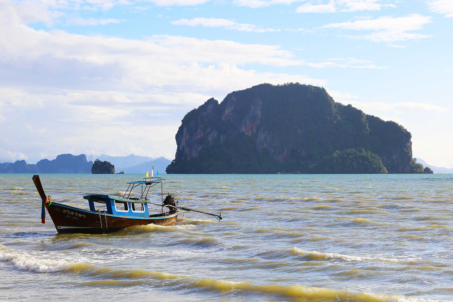 Ko Yao Yai - Phuket | Thai Tourism Geography Research | Dr Steven Andrew Martin | International Education Online