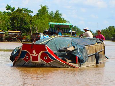 Mekong Delta | Vietnam | Steven Andrew Martin | Geography Research | Photo Journal