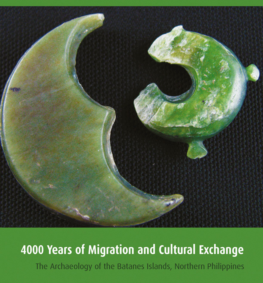 Taiwan Jade - Peter Bellwood - Batanes Islands Research Philippines Archaeology
