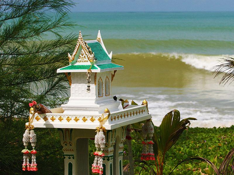 Surfing Thailand | Learning Adventures | Steven Andrew Martin PhD | Environmental Management