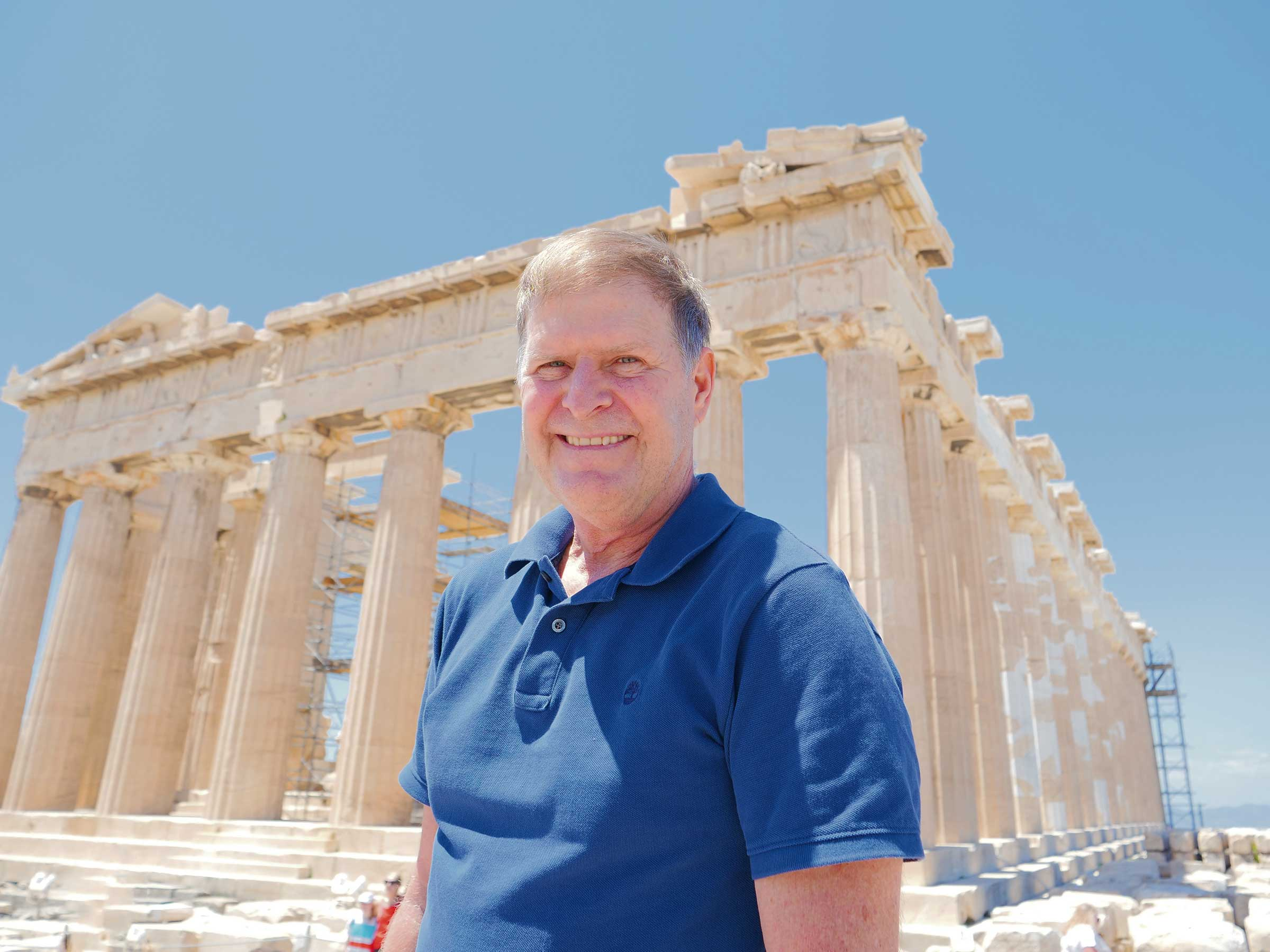 Parthenon | Acropolis | Athens Greece | Dr Steven Andrew Martin | Archaeological Research