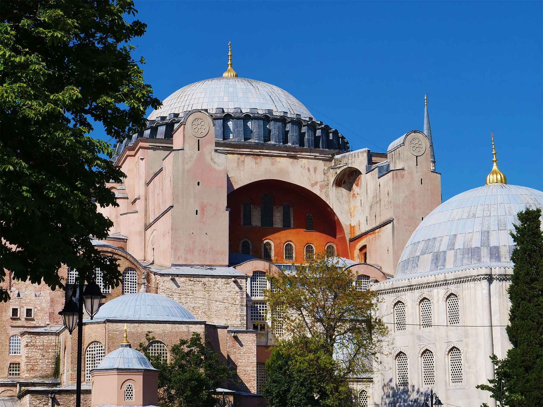 Hagia Sophia | Istanbul Turkey | Photo Prof Steven Andrew Martin | July 2019 | Ayasofya Museum